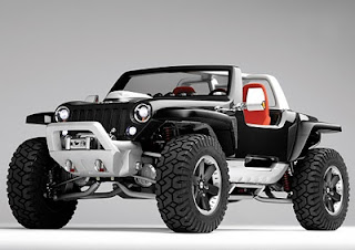 Concept Cars: Meaning of name Jeep