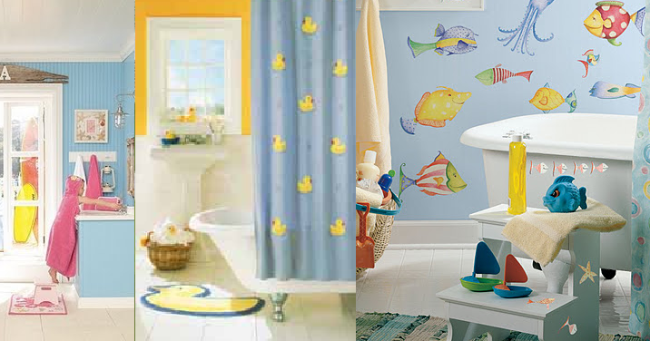 Como decorar el ba o infantil decoracion casas ideas - Decoracion interiores infantil ...