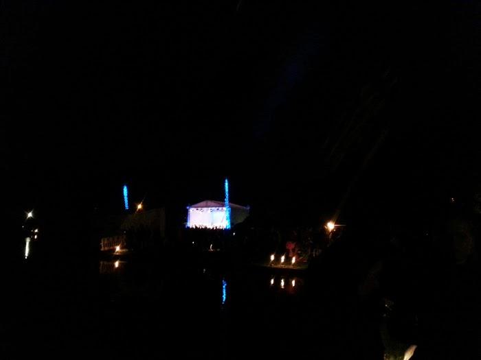 Musik und Licht am Hollersee, Bremen