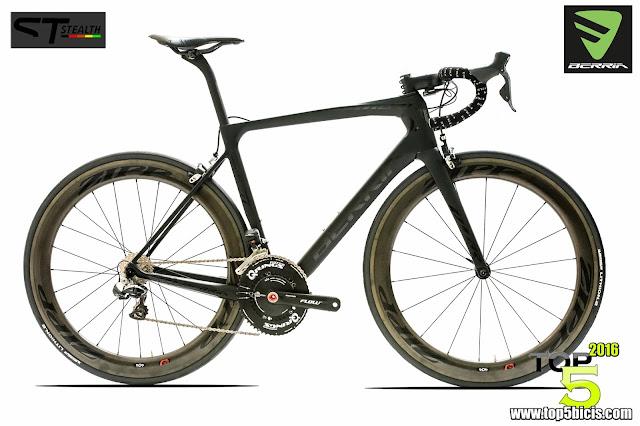 Berria Bike nos sorprende con sus nuevas Belador para 2016