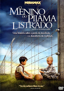 O Menino Do Pijama Listrado Download   O Menino do Pijama Listrado 720p BRRip x264   Dual Áudio