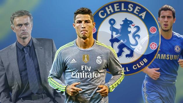 Chelsea é o novo interessado em Cristiano Ronaldo