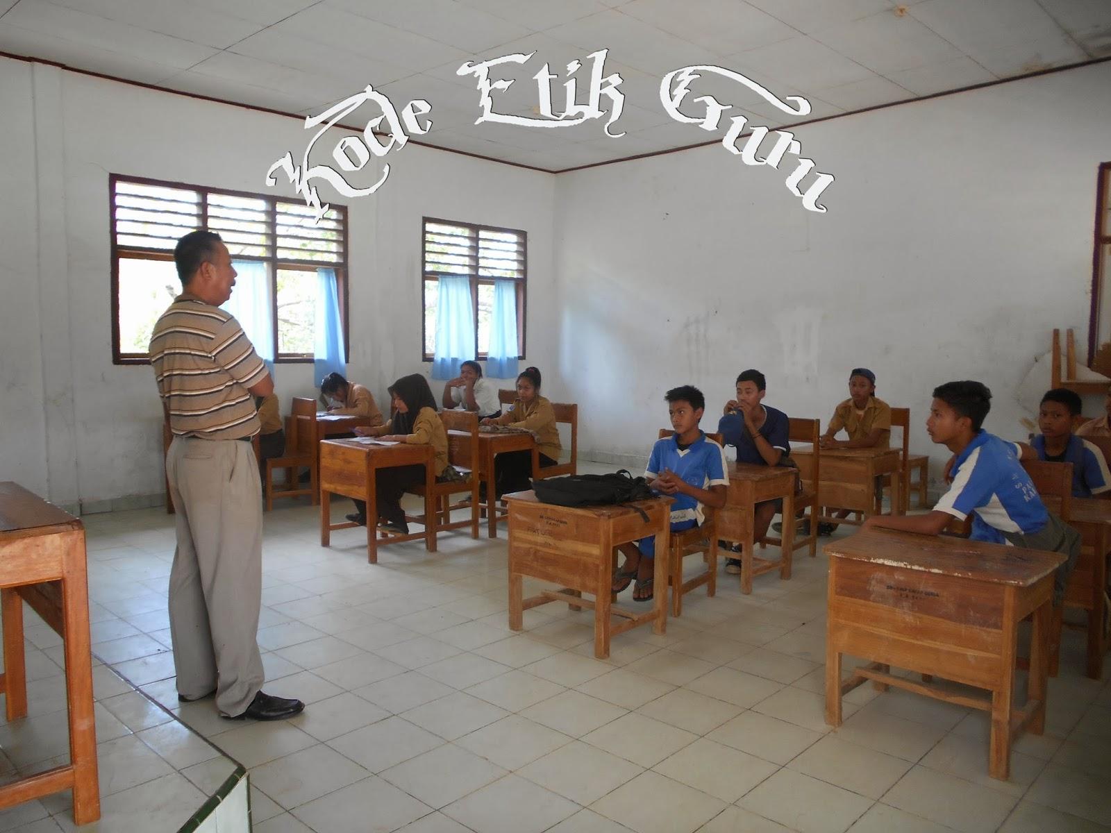 Kode etik guru dan fungsinya