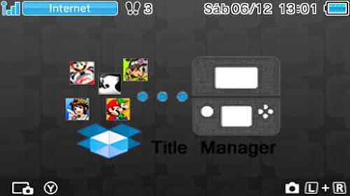 BigBlueMenu (3DS Homebrew)
