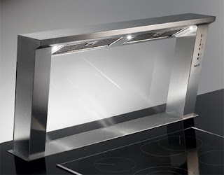 Countertop Ventilation Systems : Kitchen concepts: Cool designer range hoods