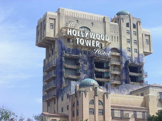 Tower of Terror California Adventure Park Movie