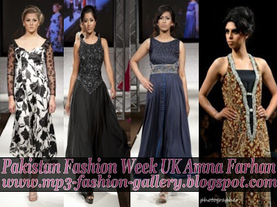 Latest Short wedding dresses Stunning pakistani fashion 2011 by Amna