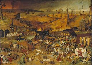 Triumf Śmierci - Pieter Bruegel
