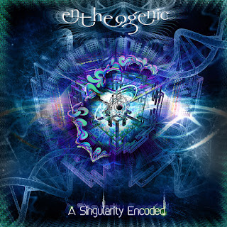 entheogenic singularity encoded cover art