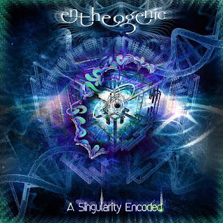 entheogenic singularity encoded cover art