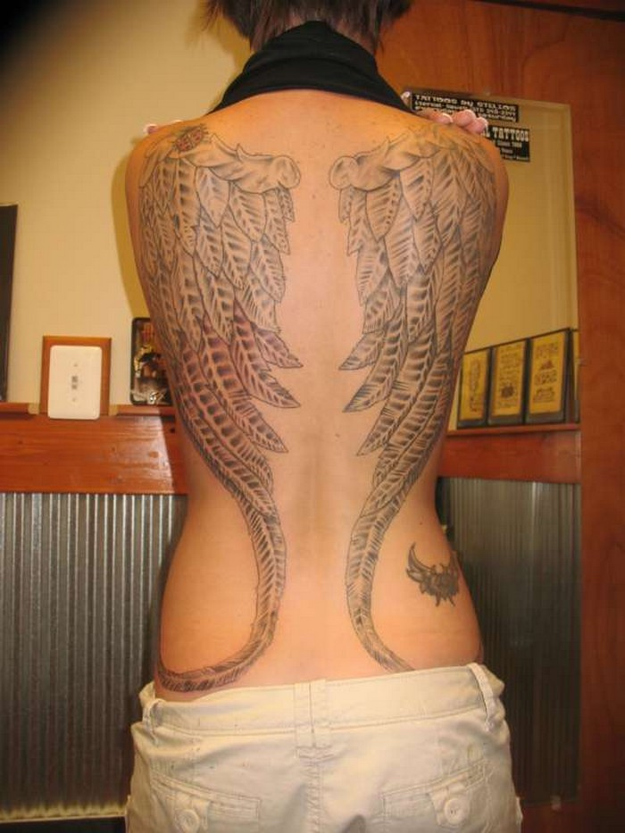 Angel Tattoo Designs For Women Free Free Tattoo Designs For Men
