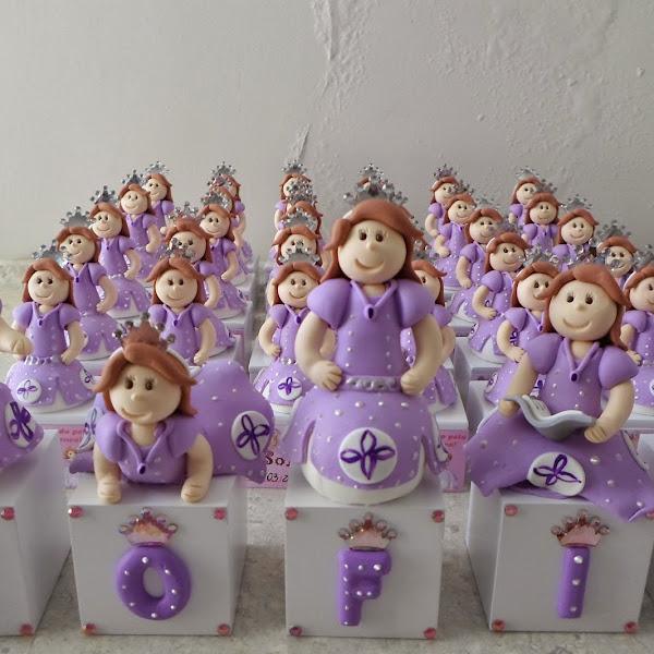 Cubos da Princesa Sofia