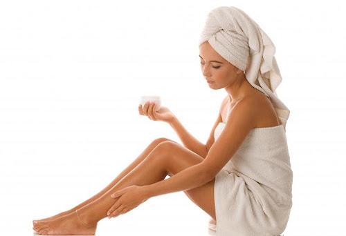 A importância de hidratar a pele