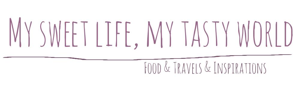 My sweet life, my tasty world - zawieszony
