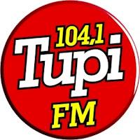 Rádio Tupi FM da Cidade de SP ao vivo
