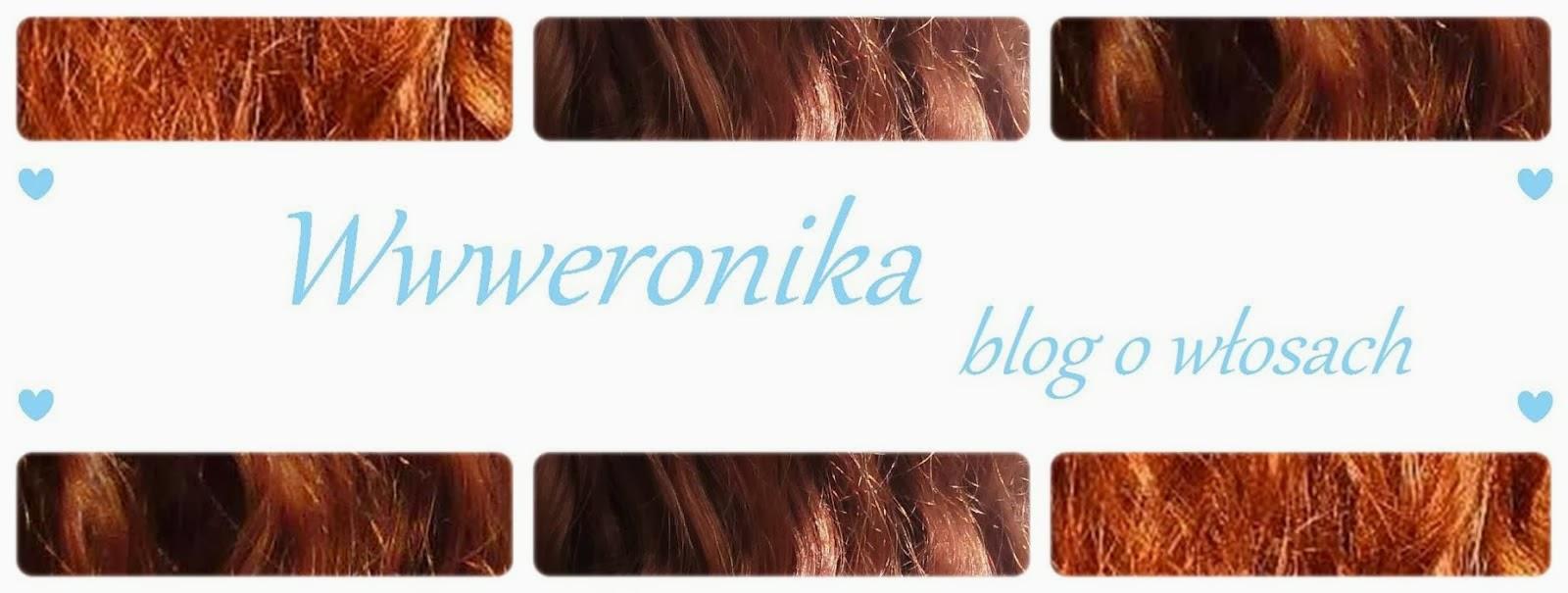 Wwweronika blog o włosach