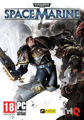 Warhammer 40.000 Space marine PC Game