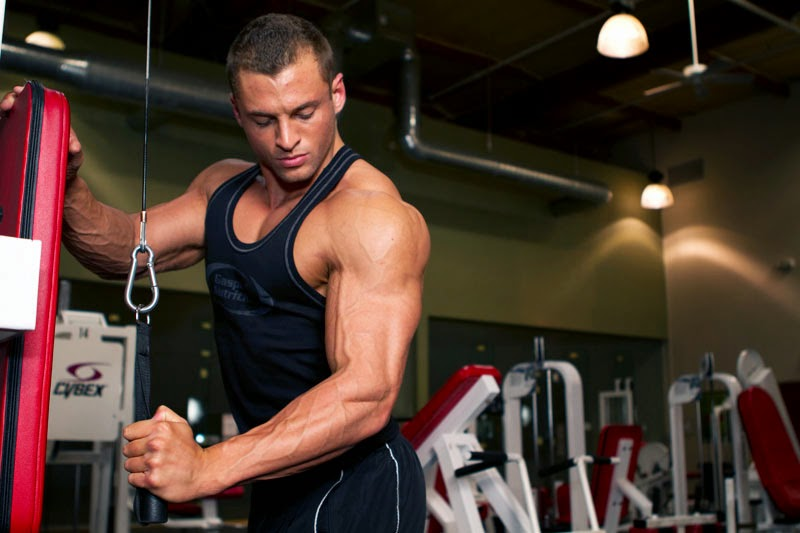 5 Ways to Torch Your Triceps