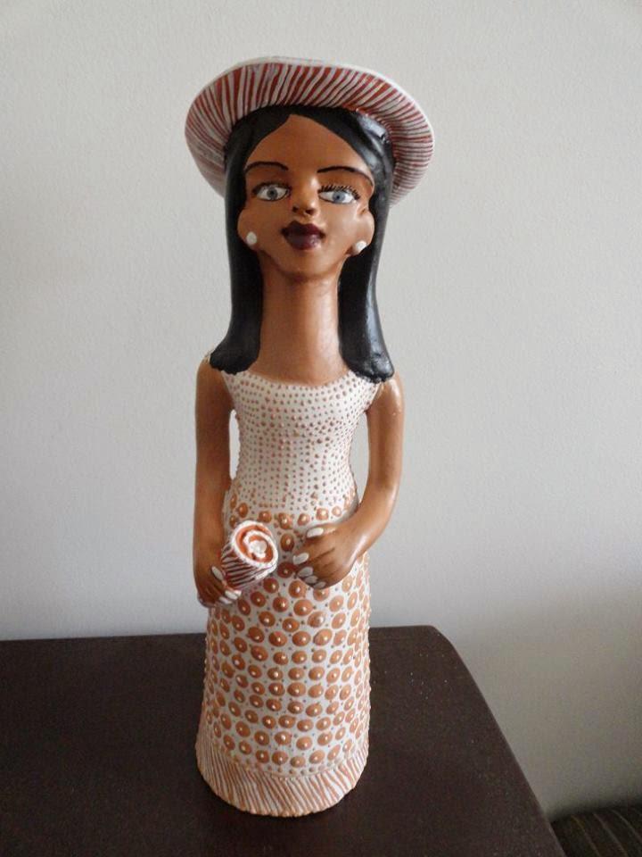 Boneca artesanal, MG