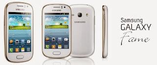 Spesifikasi Samsung Galaxy Fame S6810