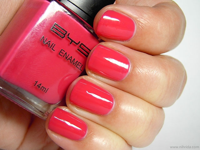 BYS Nail Polish in Cherry Bomb