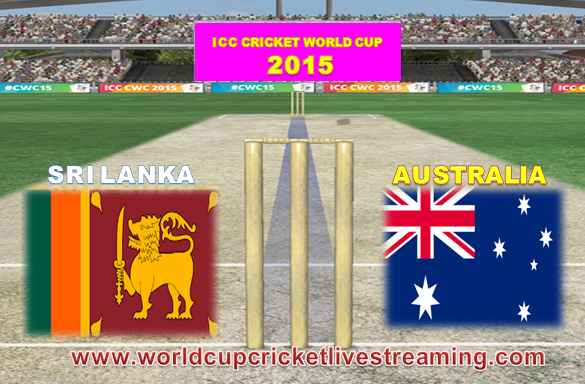 Sri Lanka vs Australia Live Streaming