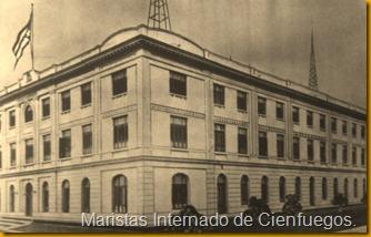 NUEVO EDIFICIO DEL COLEGIO DE CIENFUEGOS