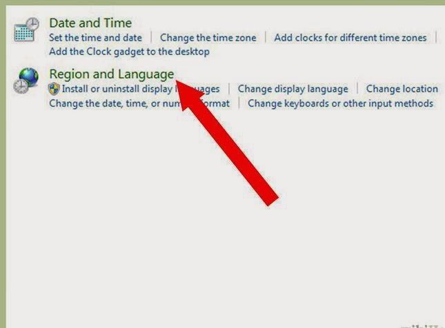 Cara Mengubah Bahasa Pada Laptop atau Komputer