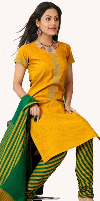 Ladies Fashion Online on Fashion For Ladies  Yellow Clothes Design For Indian And Pakistani