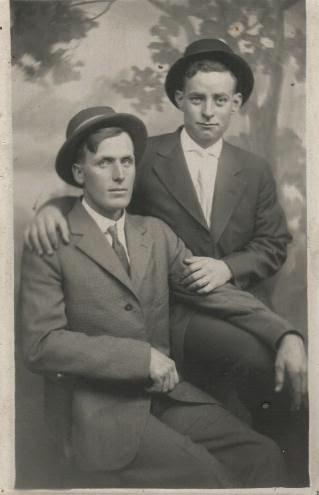 Ernest William Ganus, Heber Monroe Ganus