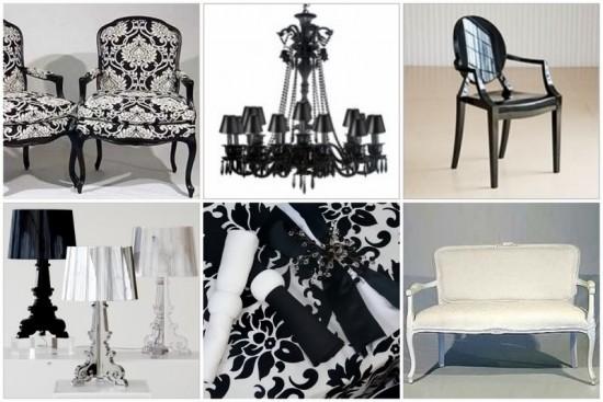 El Barroco en el diseño grafico moderno. La industria de la decoración no es la única inspirada por el movimiento barroco.