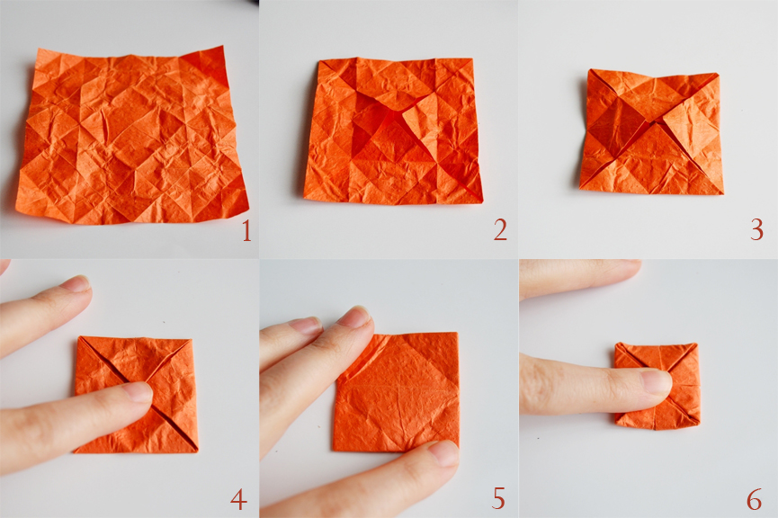 Katla kk eyler origami lotus flower tutorial origami important if you dont have origami paper use the thinnest and most sturdy paper you can find you can also make this flower with paper napkins mightylinksfo
