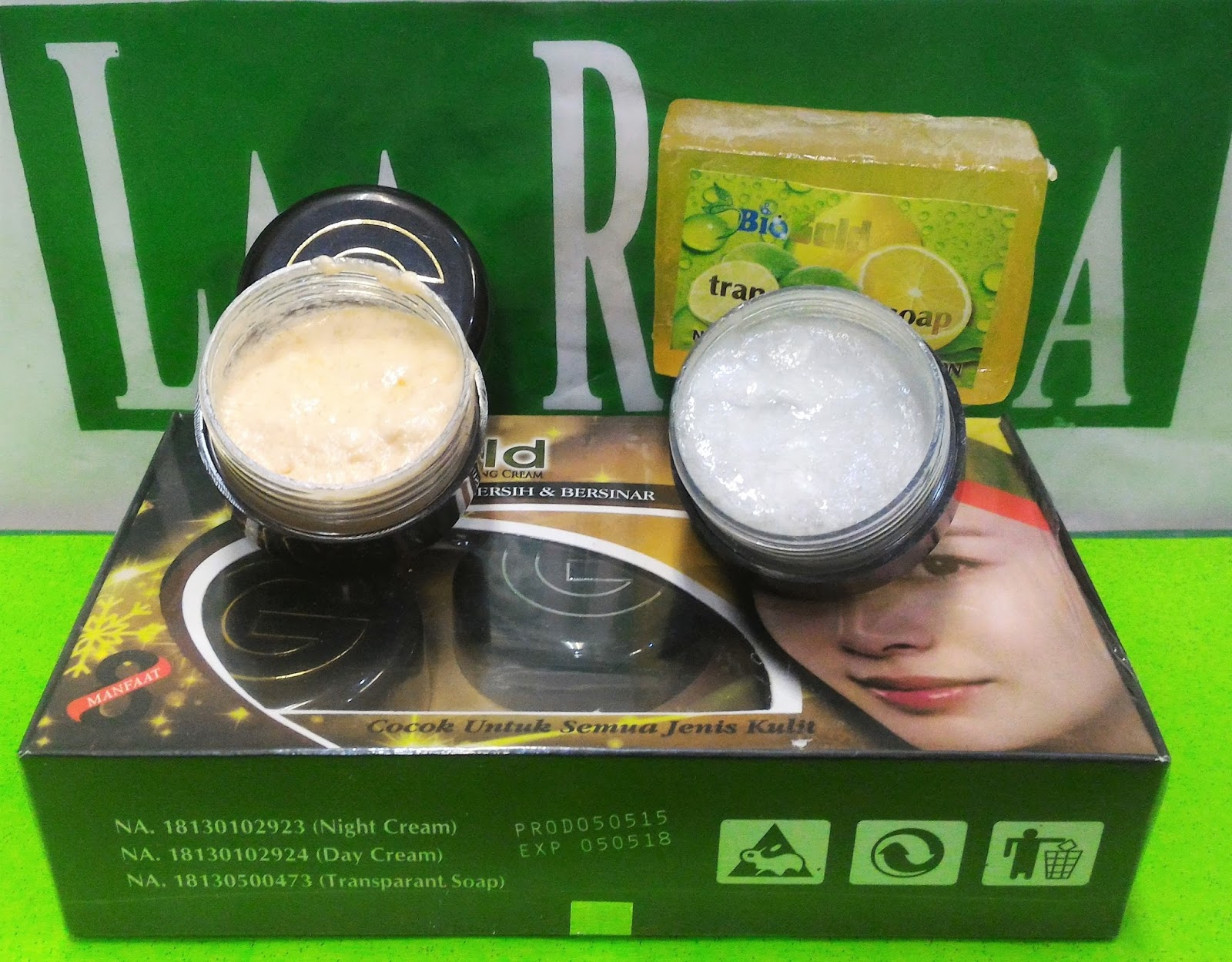 Manfaat Bio Gold Cream