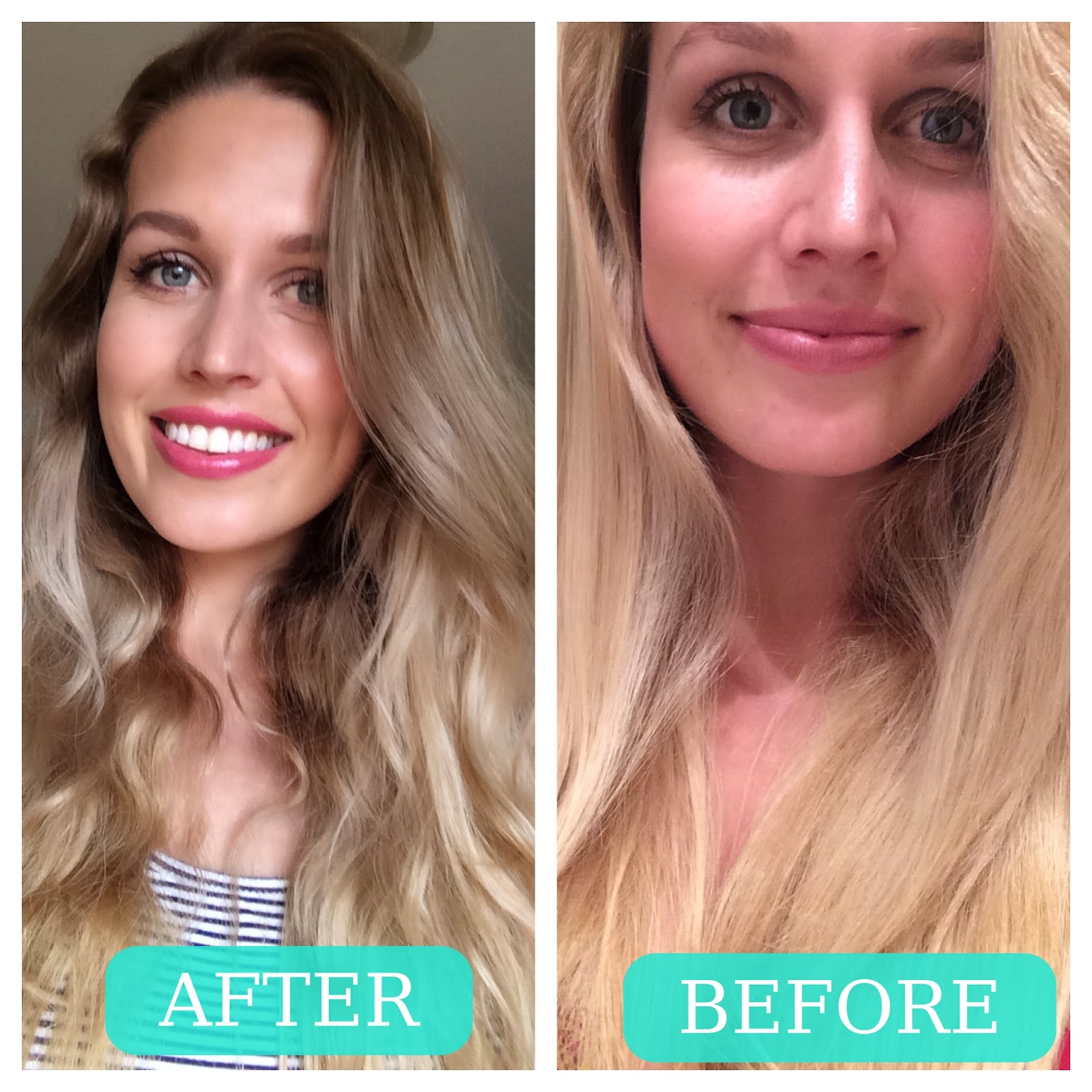 Lauren alice hutton diy ombre hair blonde to brown and cure for diy ombre hair blonde to brown and cure for ashy green hair solutioingenieria Images