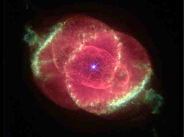 Facts About The Cat S Eye Nebula