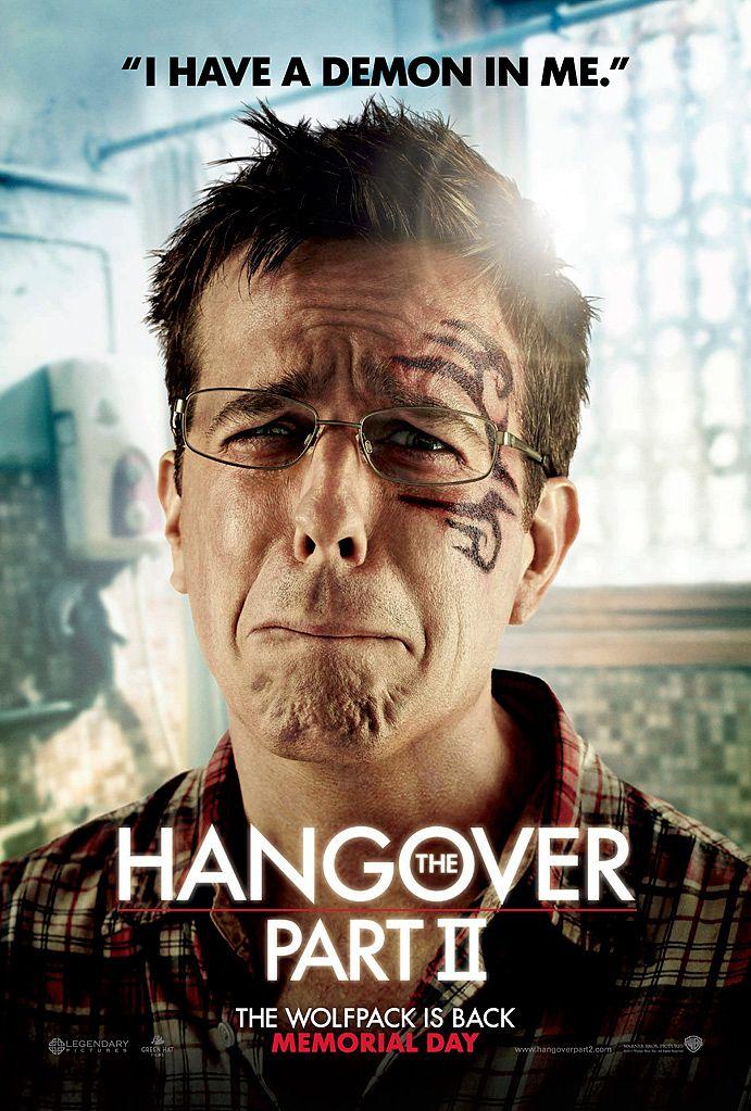Hangover 2 Charakter PosterThe Hangover 2 Chow