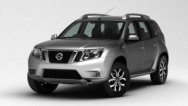 novo Nissan Terrano 2014 dianteira