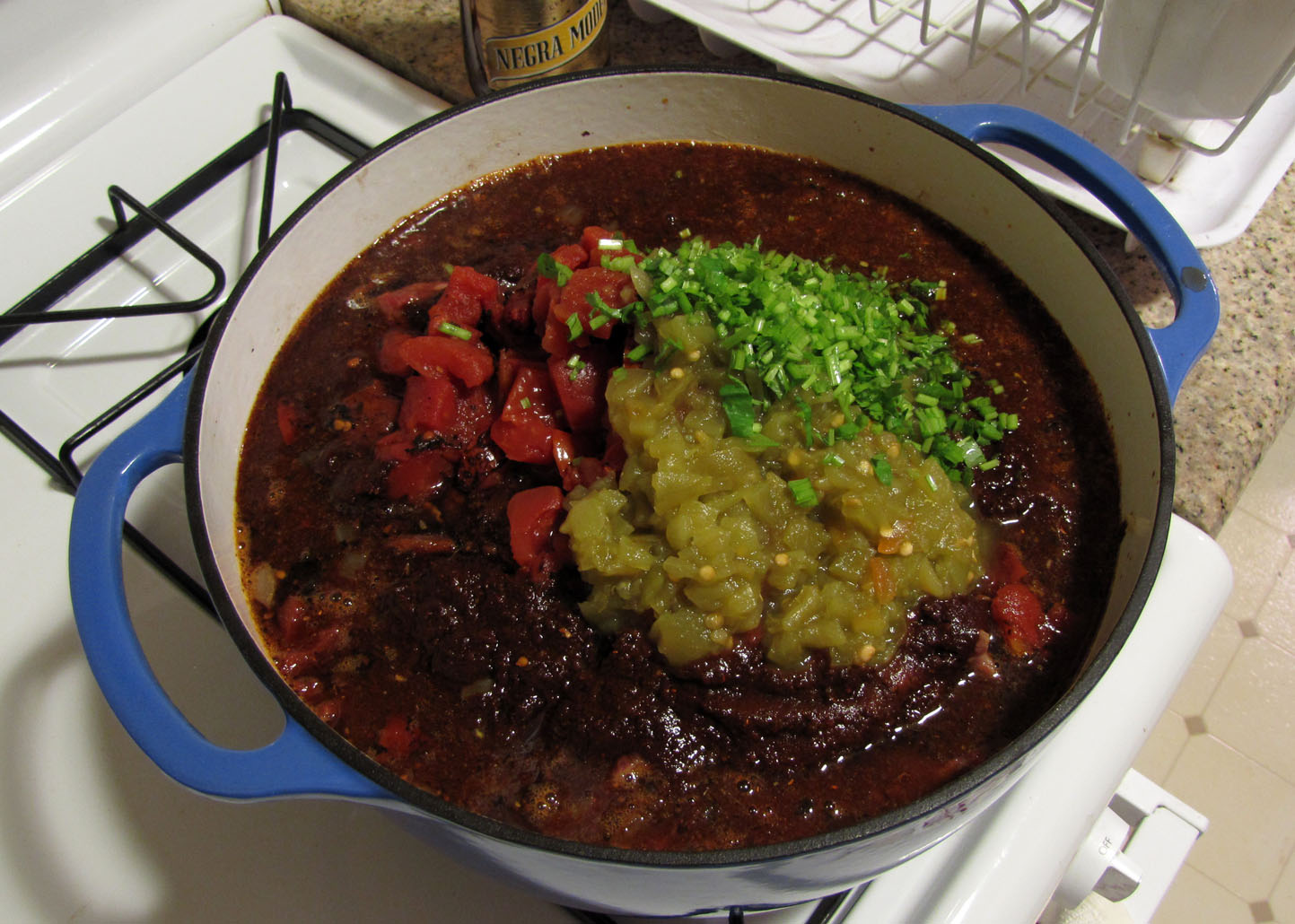 Smells Like Food in Here: Texas Beef Brisket Chili