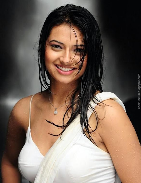 Indian Actress - Isha Chawla In Saree Pictures