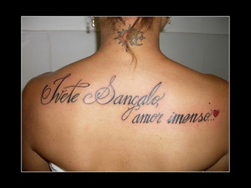 Tatuagem de fã