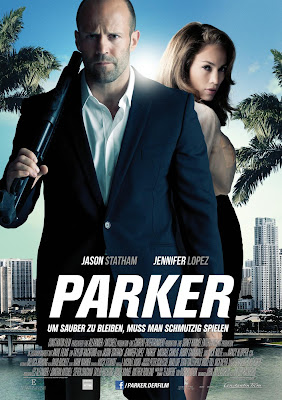 Parker [2013] [Dvdrip] [Latino] [1 Link]