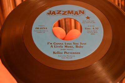 Kellee Patterson -  I\'m Gonna Love You Just A Little More, Baby / Mister Magic 2010 (Jazzman)
