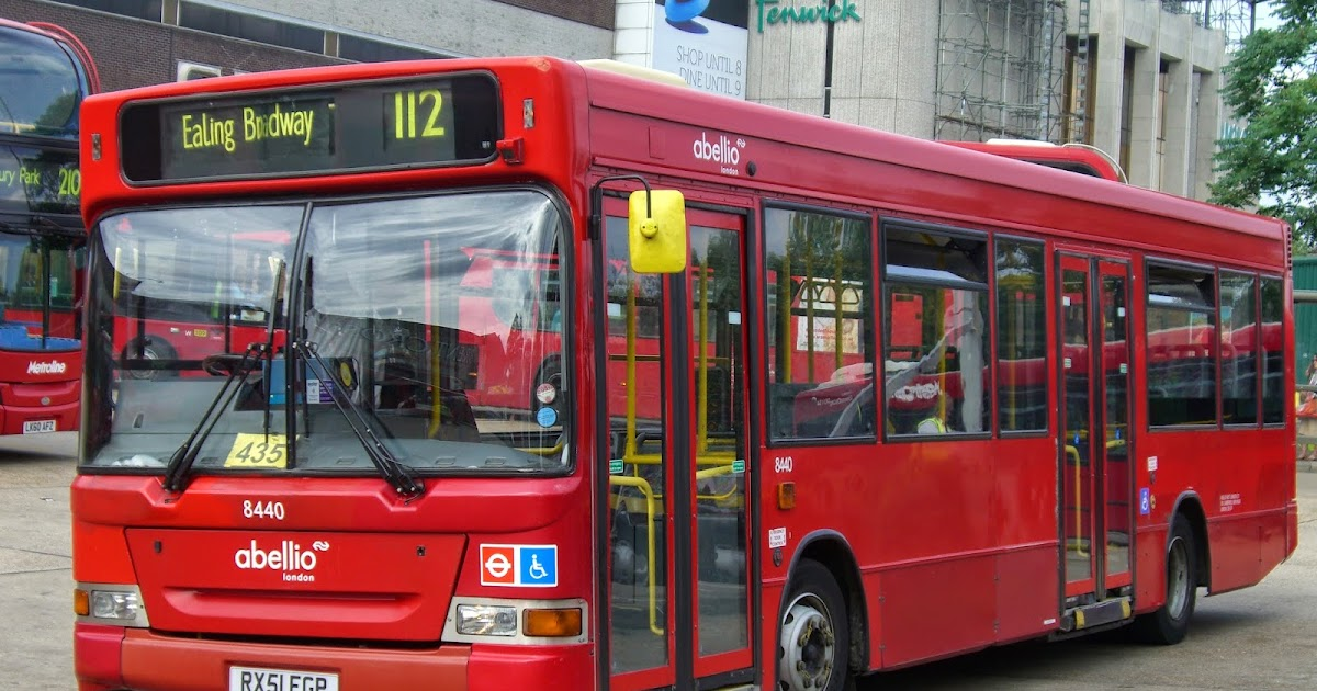 London Vehicle Finder >> London Connected: Year of the Bus News: August 2014
