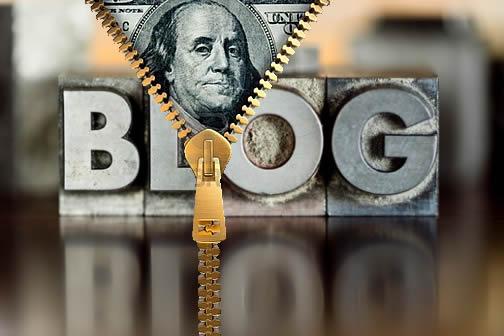 Blog para ganar dinero