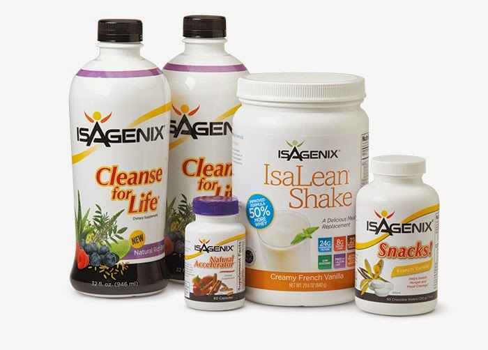 Cleanse and Fat Burning System