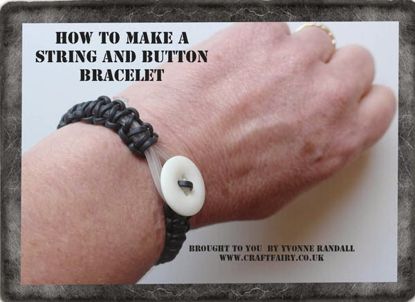 how to make bracelets with string videos