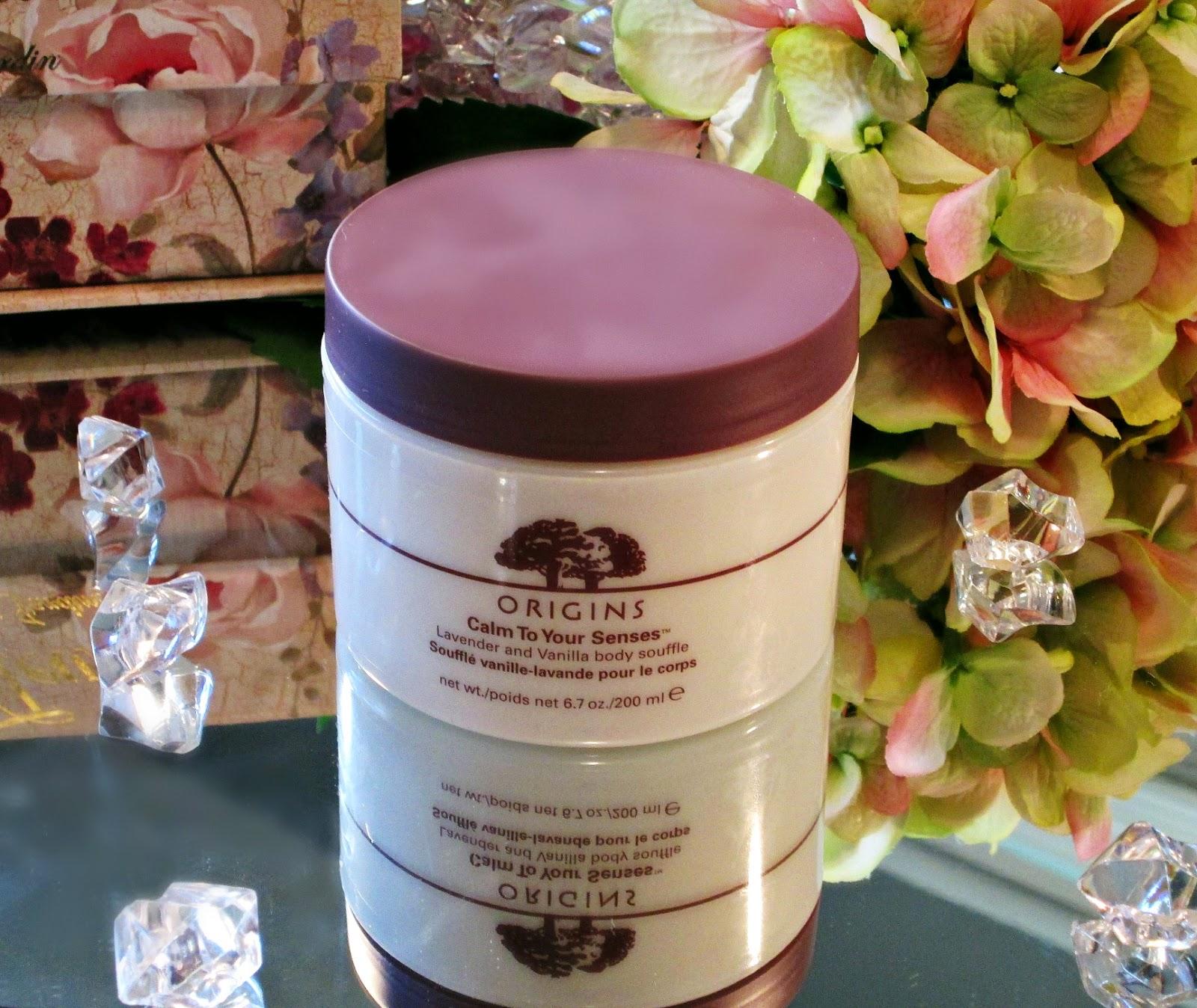 http://chrysalisbeautybag.blogspot.com/2015/04/origins-calm-to-your-senses-lavender.html