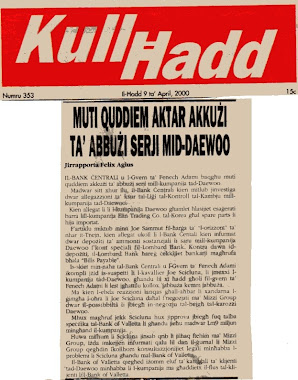40 - John Dalli and the Daewoo Scandal