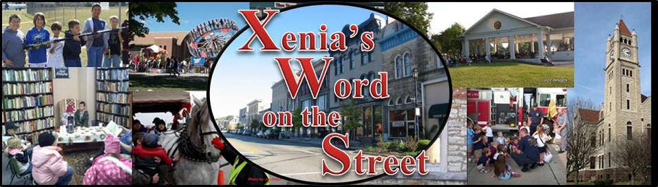 Xenia's Word on the Street!