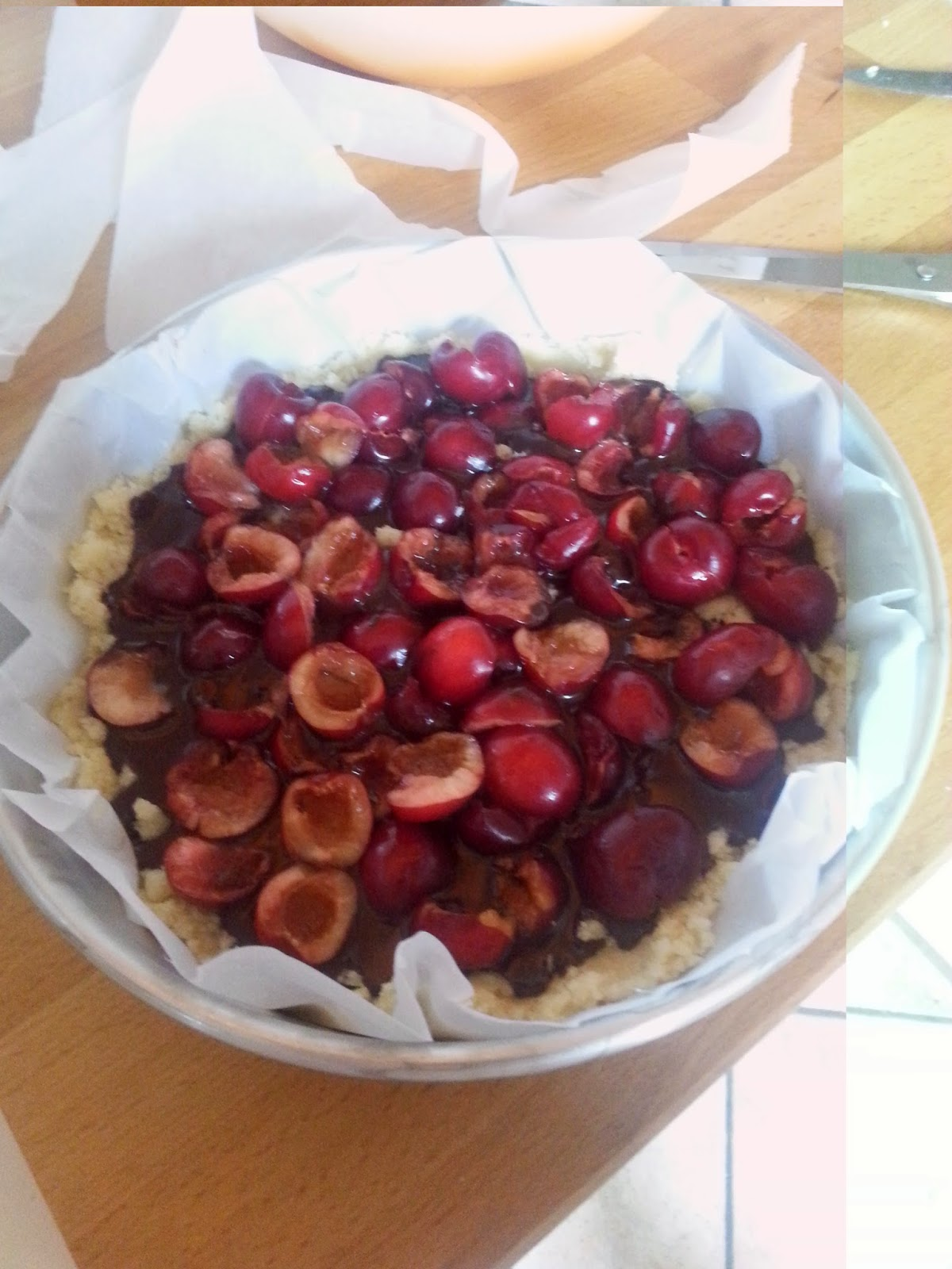 Le ricette di kiki i love ciliegie - Bagno punta canna sottomarina ...
